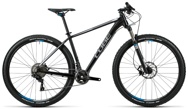 mountainbike Cube ltd pro